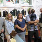 Oscar & Paul's Baptisms 28th May 2017
