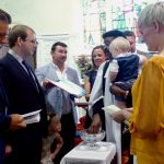 Alistair's Baptism 18th June 2017