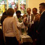 Caleb's Baptism 19th November 2017